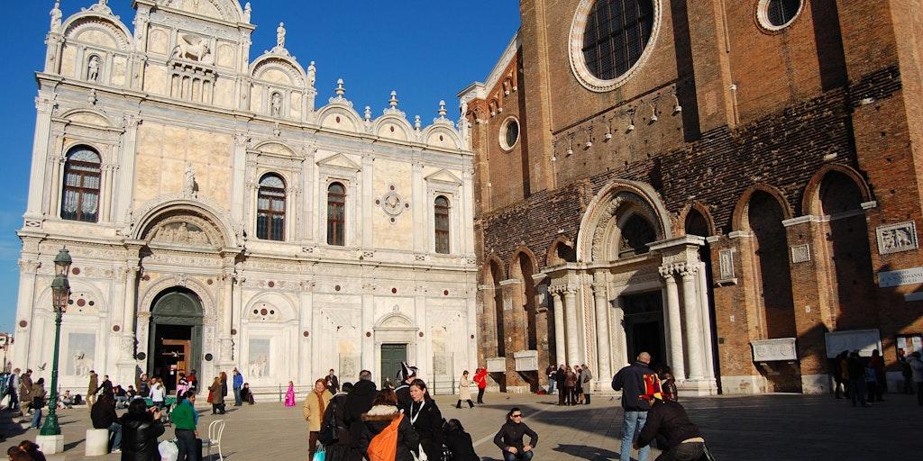 Basilica di Santi Giovanni e Paolo or San Zanipolo in dialect