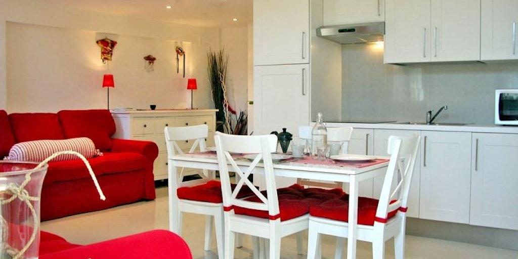 Apartment Rosso