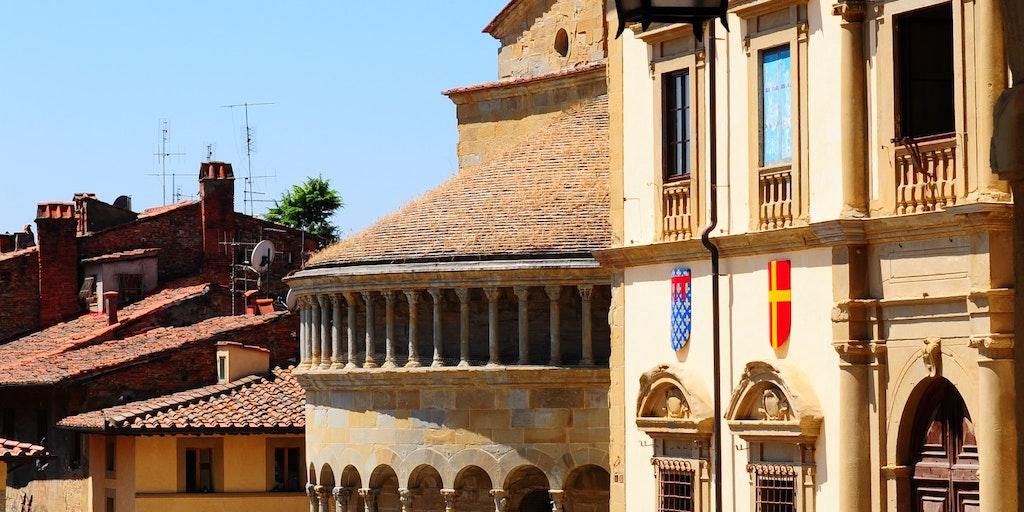 The Church of Santa Maria della Pieve