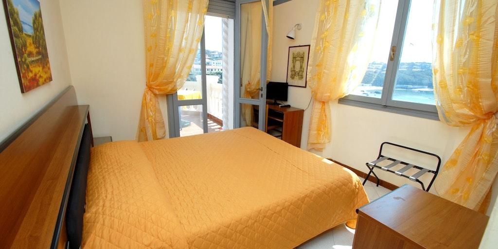 Dobbeltværelse m/ terrasse