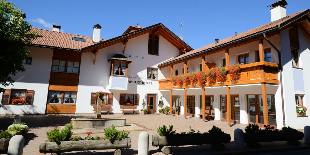 Residence sigi albin ferienwohnung in bressanone im for Residence bressanone centro