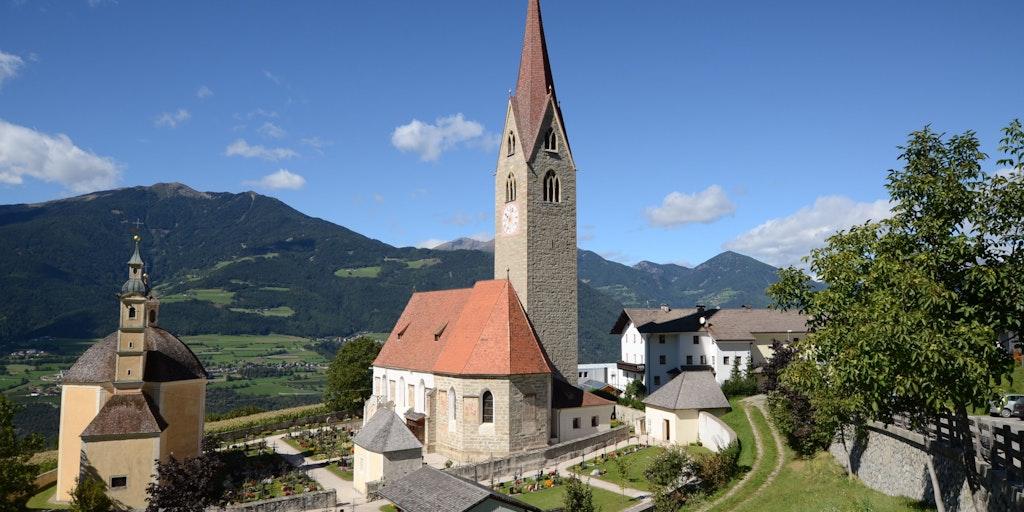 L'église du village de Sant'Andrea