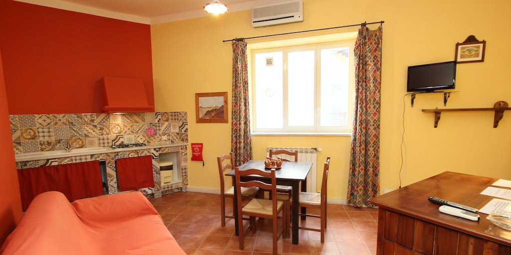 L'appartement Santuzza