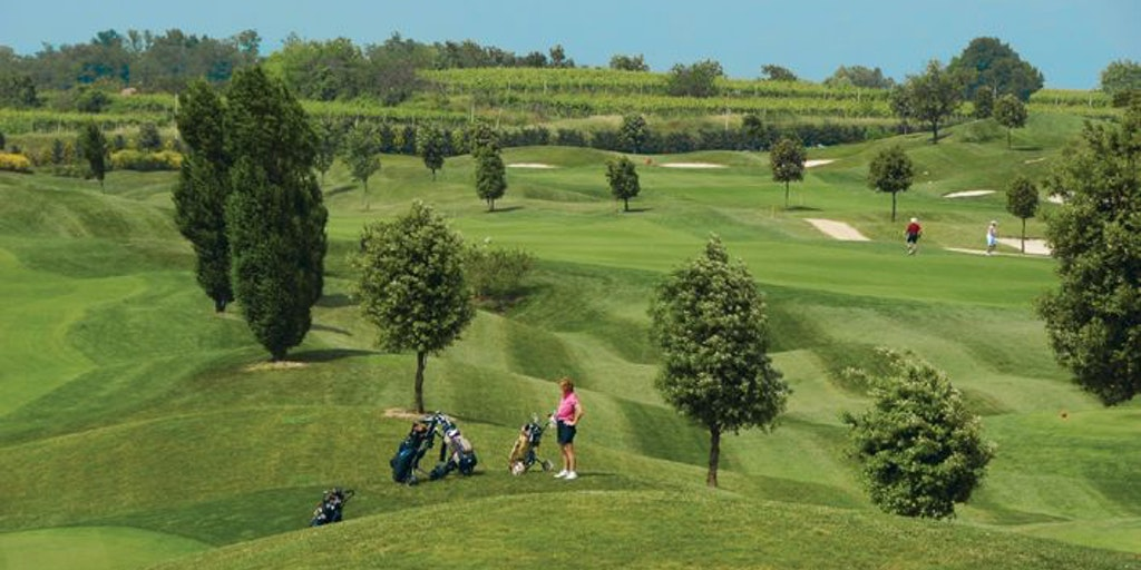 The Golf Paradise , near Peschiera sul Garda