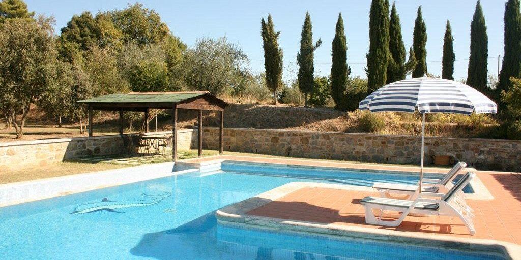 Villa Fosca, Lucignano