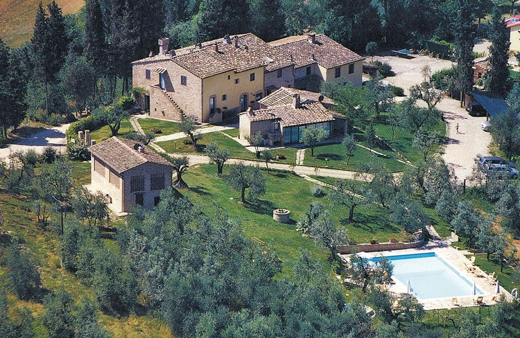 Agriturismo Montalbino Monterspertoli Italy Tuscany