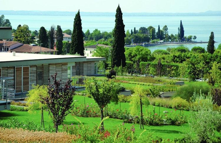 Parc Hotel Germano Suites Hotel In Bardolino Gardasee