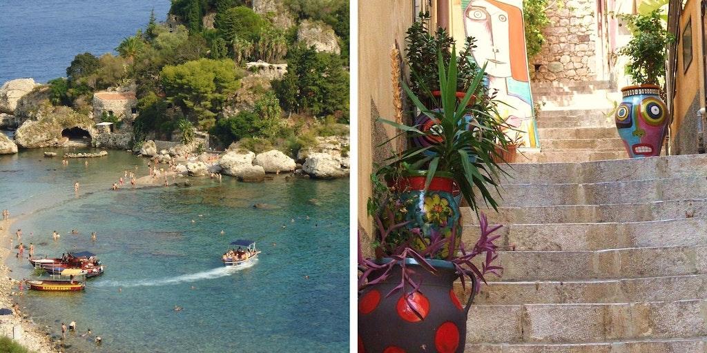 Sicilian atmosphere