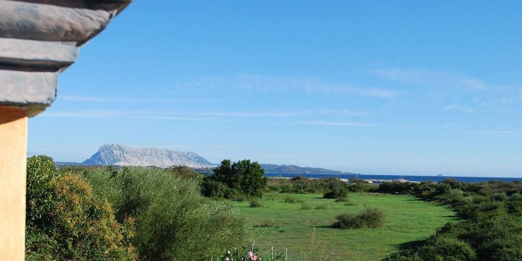 Natural landscape in San Teodoro