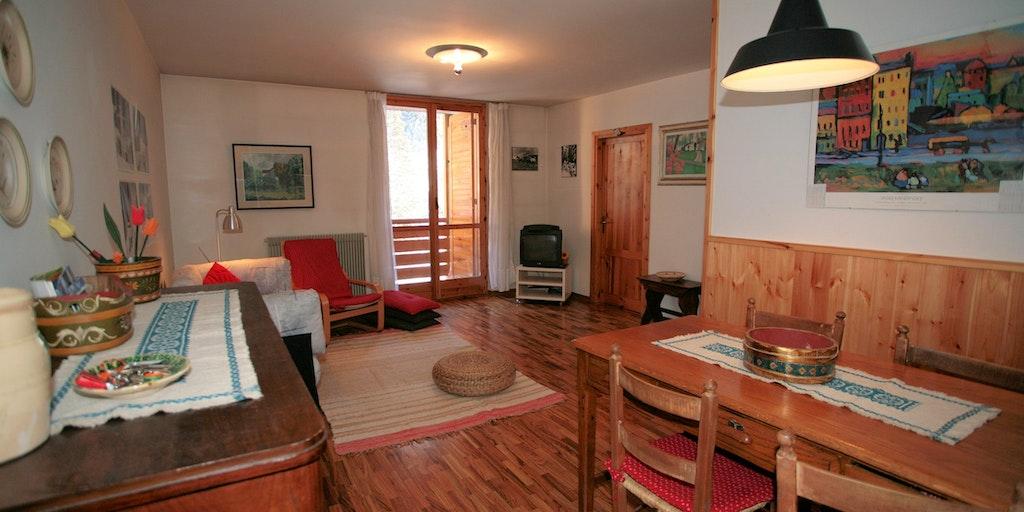 Apartment CU