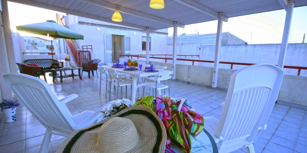 Terrace of Apartment Stella