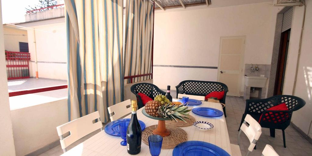 Veranda of Apartment Sole