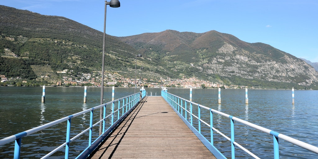 Take a trip on Lake Iseo